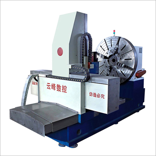 4 Axis Segmented Tyre Mould Pattern Milling Machine