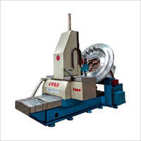 Industrial Two Pieces Tyre Mold Cnc Pattern Milling Machine