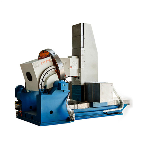 Five Axis CNC Milling Machine For Tyre Mold Pattern Processing