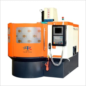 Five Axis CNC Auto Drilling Machine For Tyre Mould Sidewall