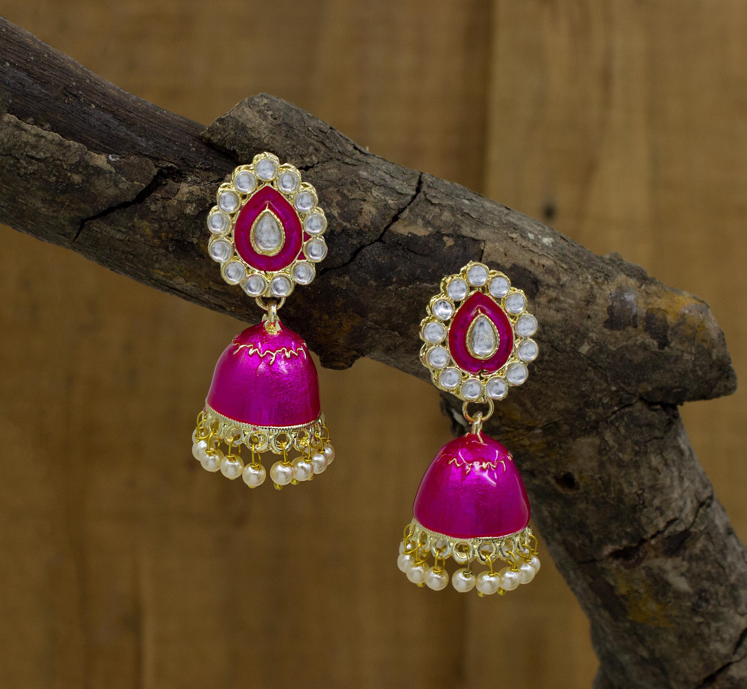 Attractive Fancy Design Earring For Girl & Women