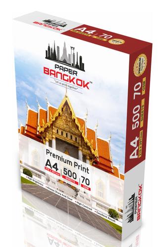 Paper Bangkok Premium Print Copier Paper 70gsm