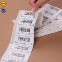 Printed Sticker Labels