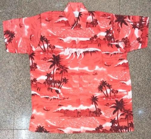 Polyester Beach Shirt