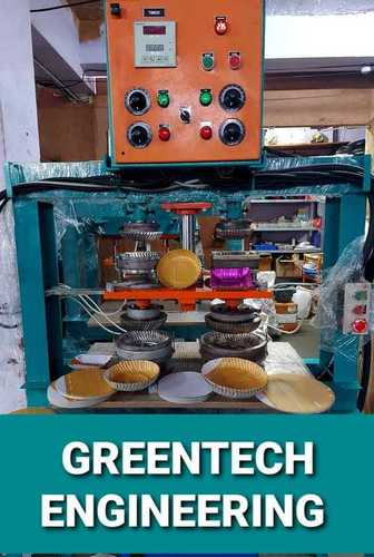 Automatic Multipurpose Paper Plate Making Machine