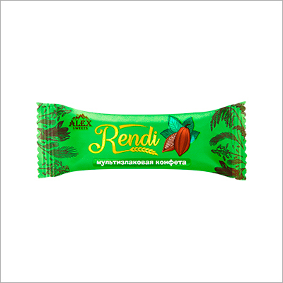 Rendi Classic Multigrain Tasty Sweets With Dark Glaze