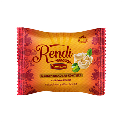 Rendi Collection Multigrain Sweets With Cashew Nuts