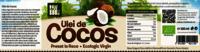 Shrink Labels For Coconut Oil Bottle