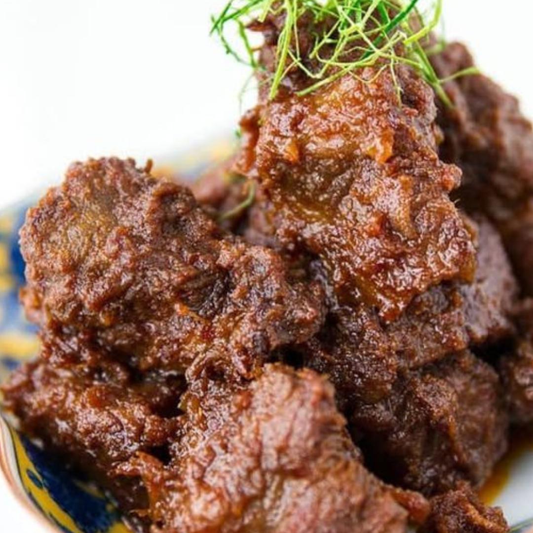 Malaysian Rendang Rembau Cooking Instant Paste