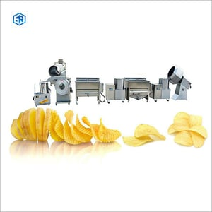 Commercial Potato Starch Processing Line Equipment