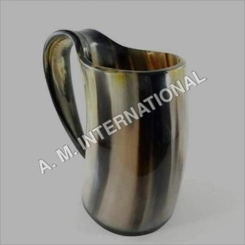Horn Mug Natural Color