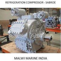 Refrigeration Compressor-SABROE-CMO-CMO28-CMO26-CMO24-SMC