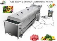 Vegetable Fruit Meat Blanching Machine