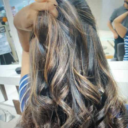 Hair Cut + Highlights