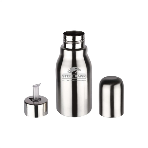 Stainless Steel Sipper Water Bottle