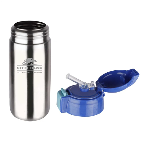 Stainless Steel Water Sipper Bottle