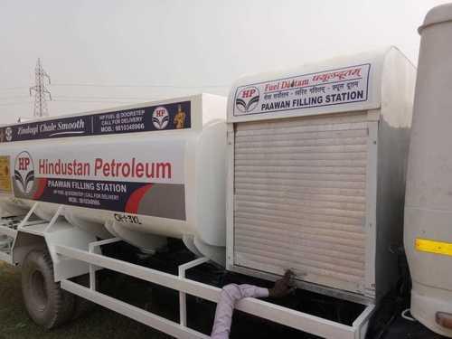 Truck Storage Tank