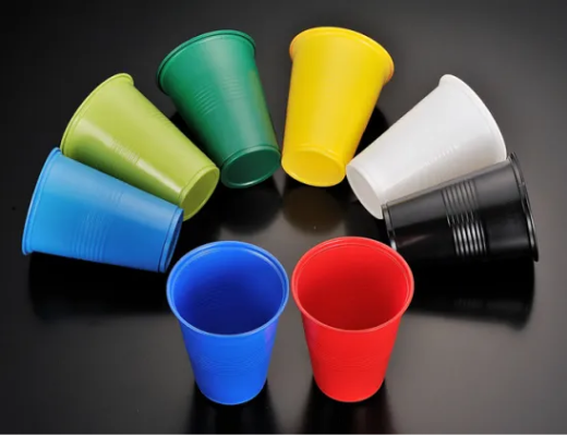 Disposable plastic Drinking cup
