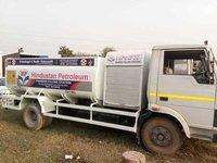 4KL fuel dootam delivery bowser