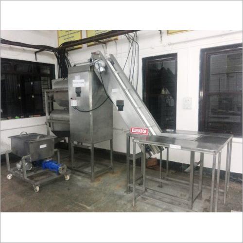 Mango Twin Pulper Extraction Machine