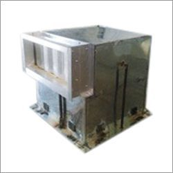 TERMINAL HEPA MOUNTING BOXES & RISERS