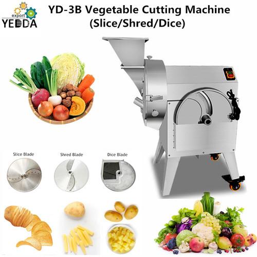 YD-3B Multifunctional Vegetable Cutting Machine