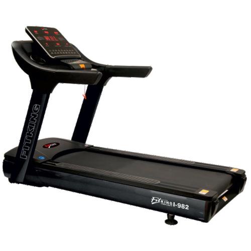 Fitking I 982 AC Motorised Treadmill