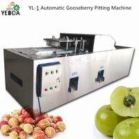 Automatic Fruit Destone Pitting Machine