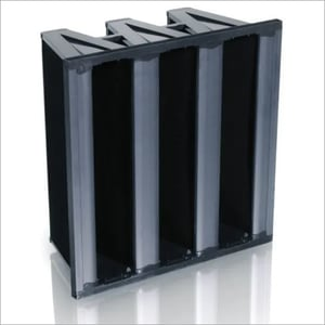 Activated Carbon Compact Filter