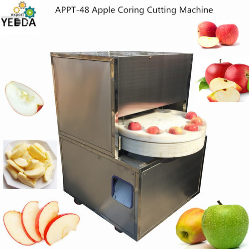 Apple Coring Cutting Machine