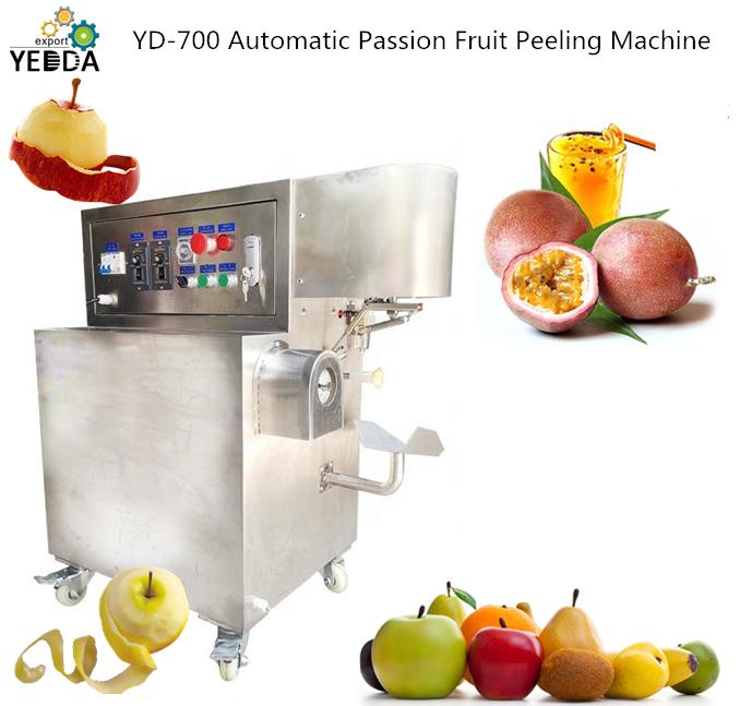 Automatic Fruit Skin Peeling Machine.