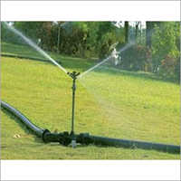 Portable Sprinkler Irrigation System