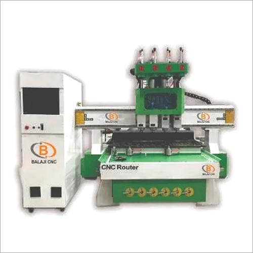 Plastic Wood CNC Cutting Machine