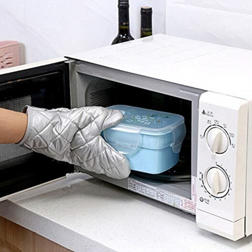 Heat Resistance Oven Gloves