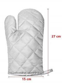 Heat Resistance Oven Gloves
