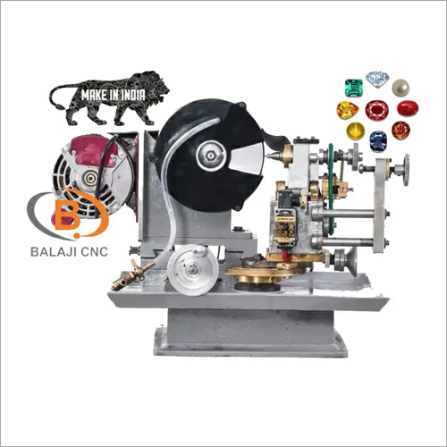 Industrial Gemstone Calibration Machine