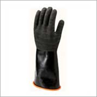 PVC Supported Hand Gloves
