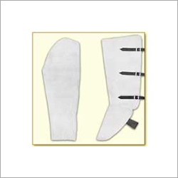 Leather Hand Sleeve And Leg Guard