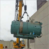 Industrial Installation Of Heavy Machinery and Equipment
