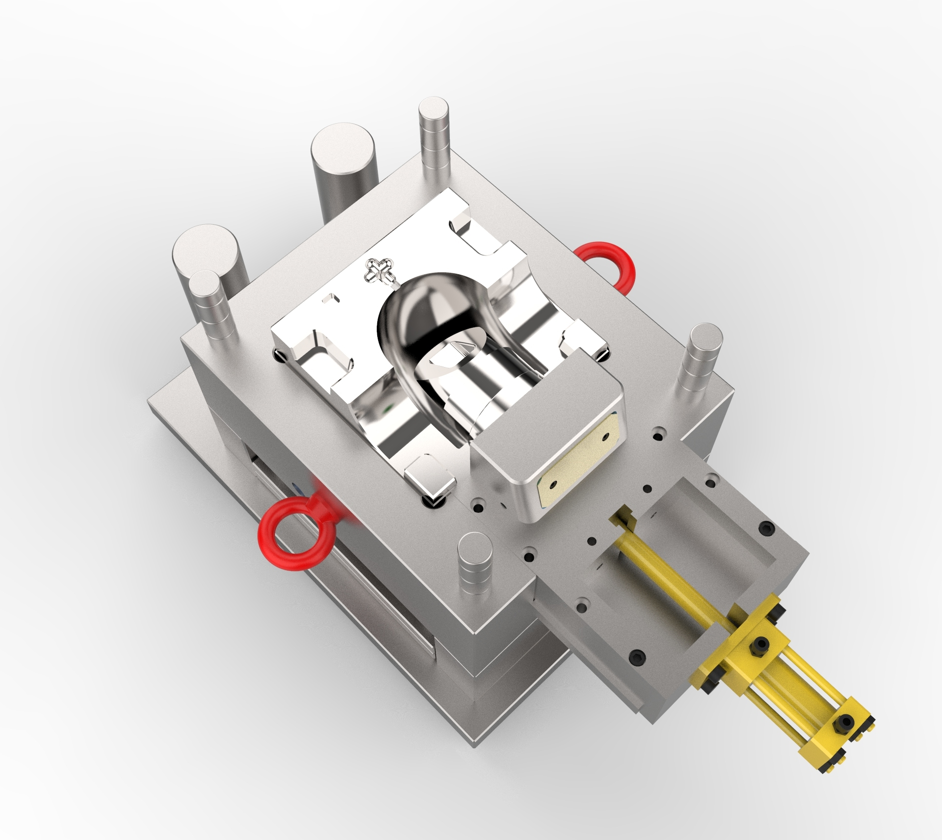 Automatic Pipe Fitting Ppr Mould