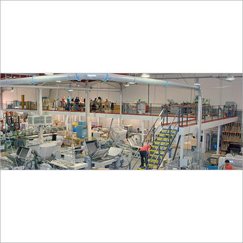 Production Mezzanine Floor