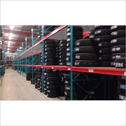 Tire Storage Racking