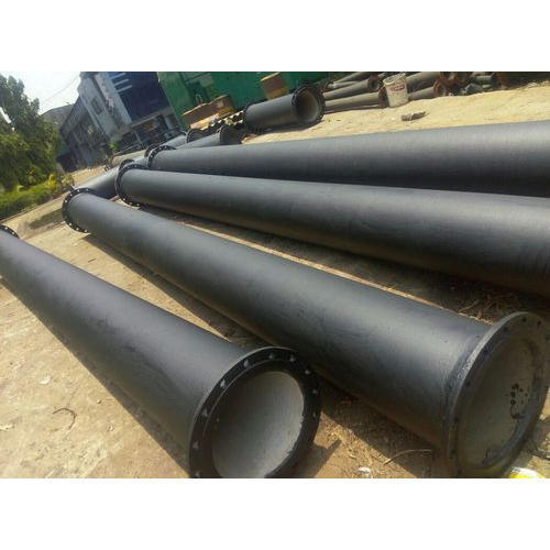 Double Flanged Ductile Iron Pipe