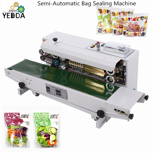Semi-Automatic Bag Sealing Machine