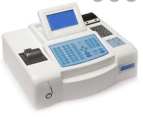 Semi Auto Biochemistry Analyzer