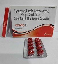 Lycopene Multivitamin Multimineral Softgel Capsules