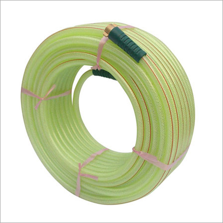 Green PVC Spray Hose