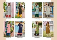 Parin Vol-3 Rayon Slub Kurti Wholeseller