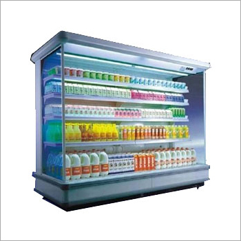 Multideck Chiller With Remote Condensing Refrigeration