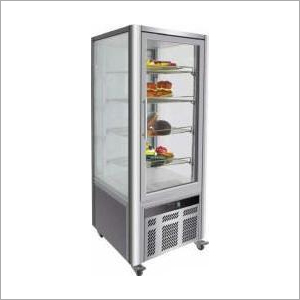 Panoramic Showcase Refrigeration